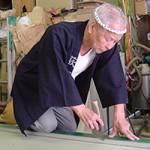 萩原保男(社長・2代目)85歳