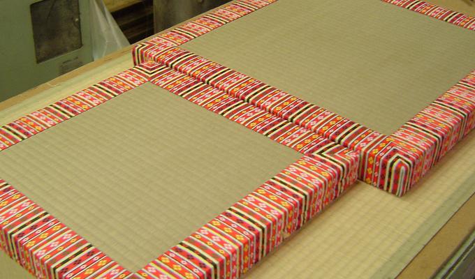 寺社仏閣の畳